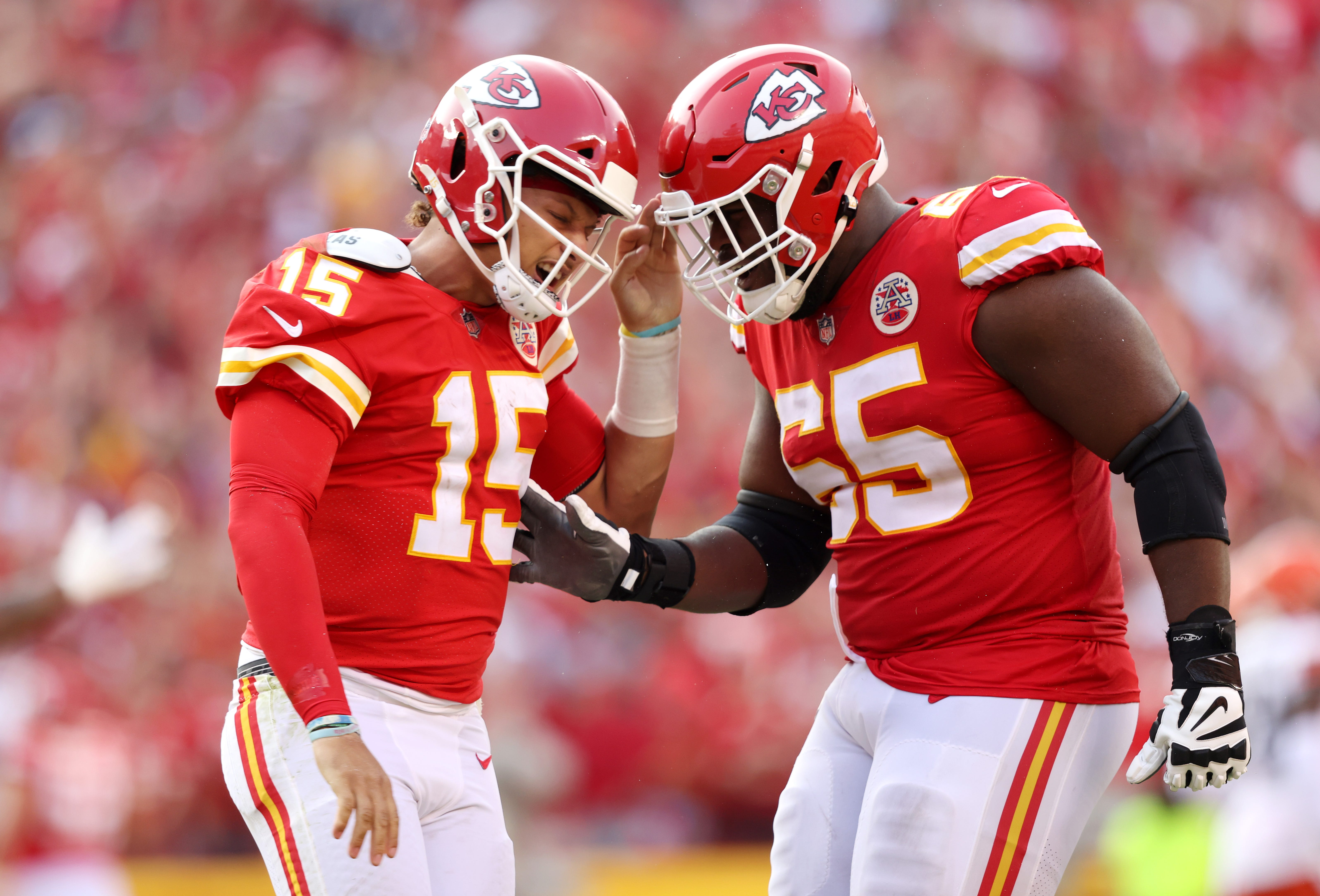 Opinion: Thanks to Patrick Mahomes, Chiefs remain a cut above the rest of the AFC