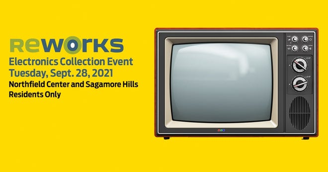 Residents in Sagamore Hills and Northfield Center can recycle their electronics Sept. 28 from 3 to 6 p.m.