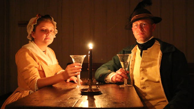 An exclusive event at Fort Fright, the evening allows visitors to enjoy the finer aspects of 18th-century life at Michilimackinac. This event draws large crowds, so the staff at Mackinac State Historic Parks was concerned about keeping people properly distanced.
