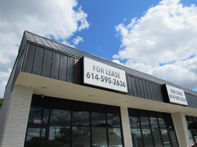 The proposed location of Kittie Bubble Café and Bar is 5566-5568 N. High St. in Clintonville.