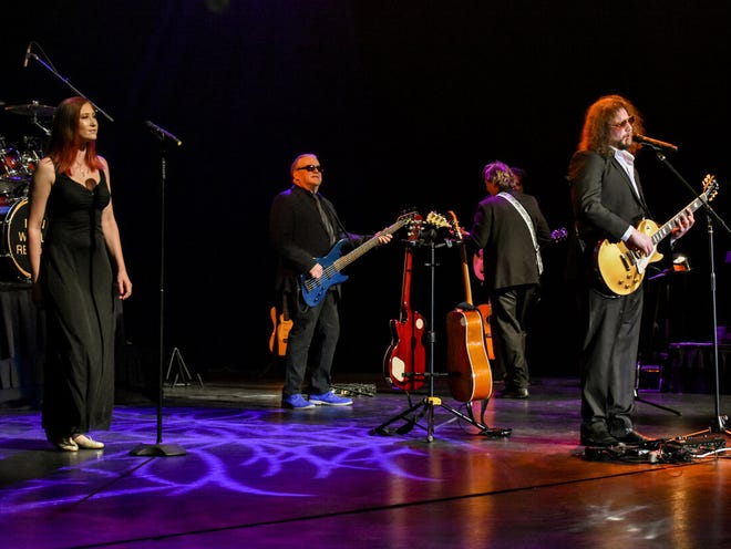 Electric Light Orchestra tribute band EVIL WOMAN — The American ELO will perform Wednesday for Burlington Civic Music at Memorial Auditorium.