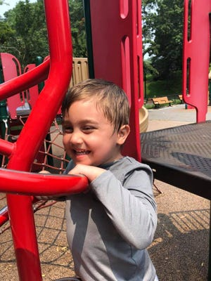 Owen East, 4, is described as a happy boy with a challenging diagnosis.