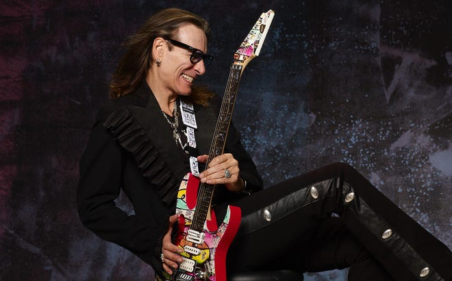 Steve Vai brings his Inviolate World Tour to Ponte Vedra Concert Hall in February.