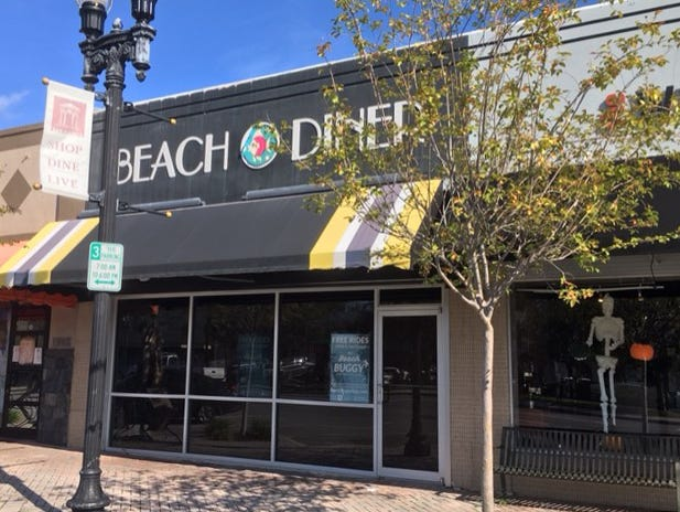 Beach Diner San Marco, a popular breakfast and lunch restaurant at 1965 San Marco Blvd. has been closed for almost two years since a devastating fire. Owner Barry Adeeb says plans to rebuild and reopen are moving forward.
