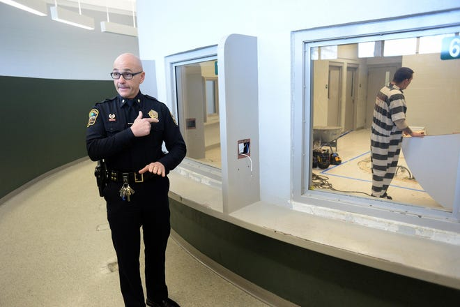 Spartanburg County Jail Administrator Allen Freeman declined to comment on a settlement reached in a lawsuit over the safety of inmates during the COVID-19 plandemic.