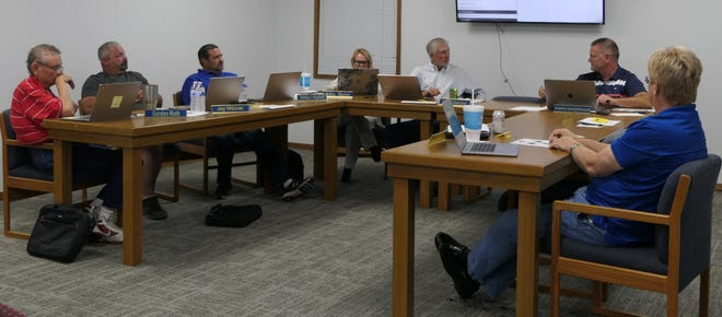 Nickerson School Board meets at 7 p.m. Sept. 13 at the district office.