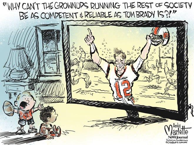 Today's editorial cartoon (Sept. 15, 2021)