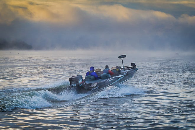 Hundreds of fishing tournaments are held all over Lake of the Ozarks each year.