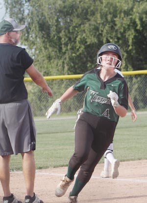 game played earlier this 2021 season. Krog and the Lady Hornets finished fourth in the New Franklin Tournament held Saturday, Sept. 11.