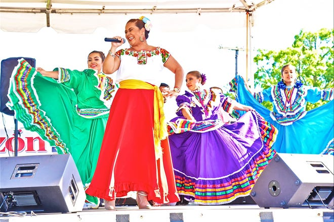 The Pocono Latin Fest takes place Sunday at the Old Rugby Field at East Stroudsburg University.
