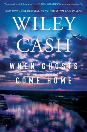 """Cover of Wiley Cash's new novel """"When Ghosts Come Home."""""""
