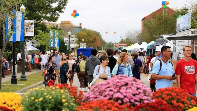 In 2020, MumFest in downtown New Bern was spread out over the month of October to accommodate COVID-19 restrictions. This year, festivalgoers should expect a return to normal with a few new twists.