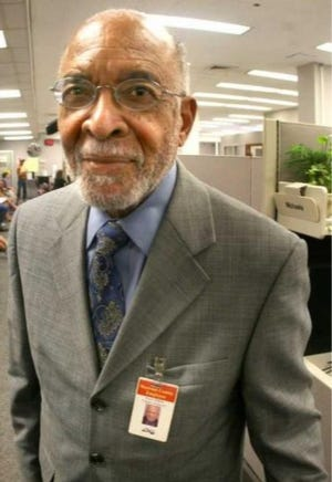 Larry Wilson, the only Black treasurer in the history of Shawnee County, died last week.