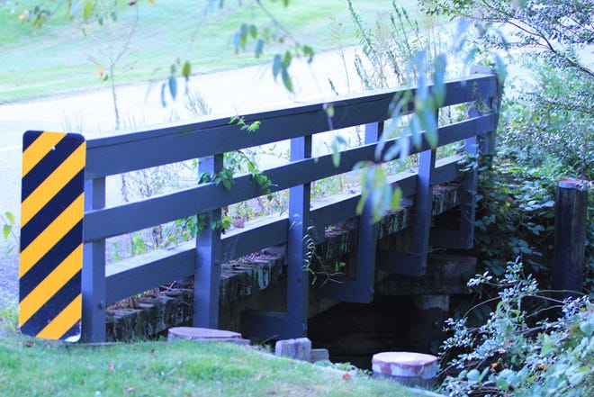 The Black Mountain Town Council approved replacing the Ninth Street bridge on Sept. 13.