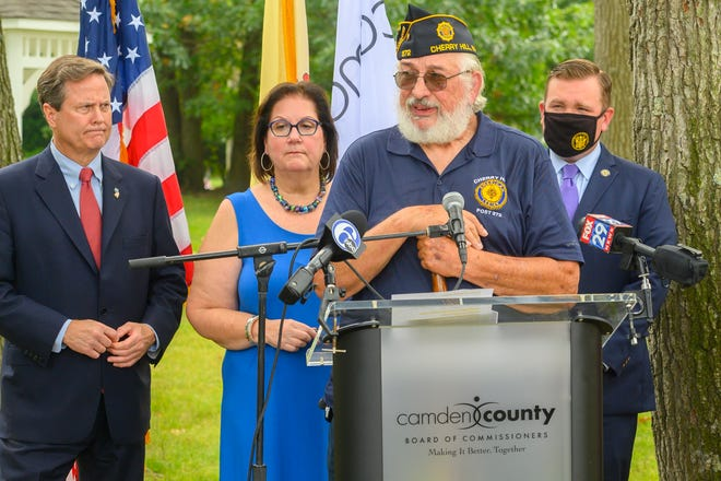 Camden County officials announced assistance for nonprofits. Some American Legion posts have had to close during the pandemic as they could not host events or fundraisers.