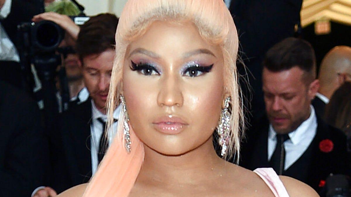 Nicki Minaj tweets coronavirus vaccine conspiracy theory, spotlighting struggle against misinformation 2