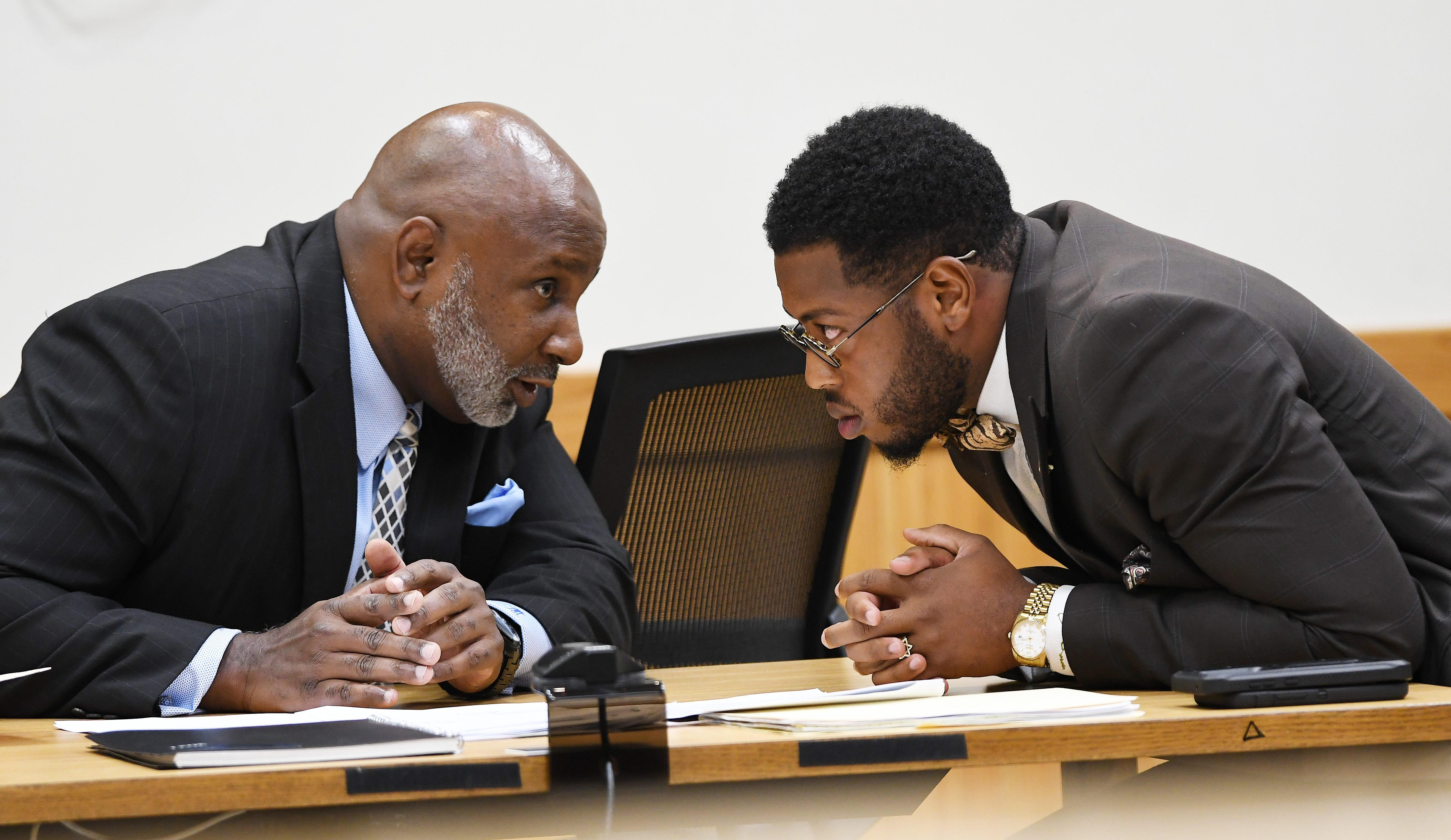 State House removes Jewell Jones from committees after handcuff key charges