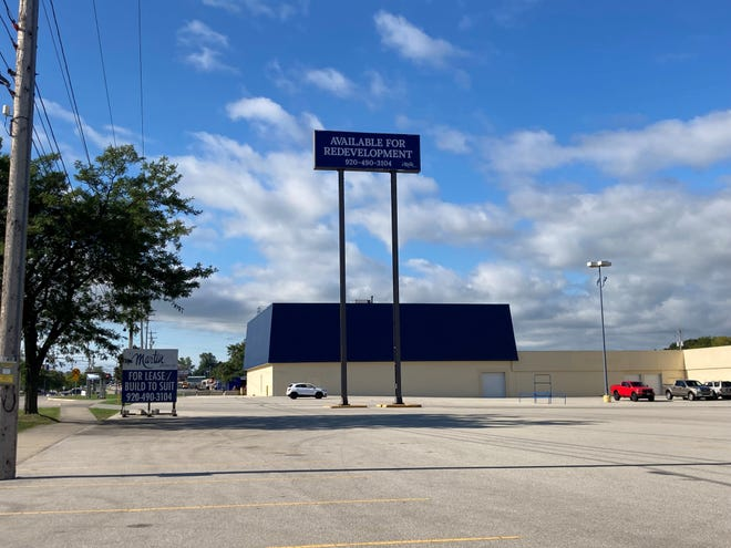 The big box at 216 S. Military Ave. is the former location of the original Shopko store. H.J. Martin and Son purchased the property in March 2020 and is looking to redevelop it.