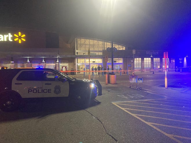Milwaukee Police confirmed that there was shooting at the Walmart located at10330 W Silver Spring Drive Milwaukee Monday.