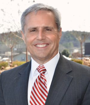 Danny Garrett is a member of the Alabama House of Representatives (R-Trussville) representing District 44