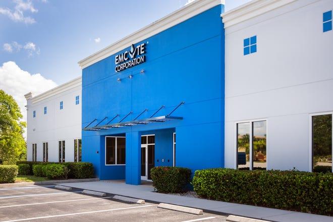 EmCyte Corporation's headquarters at 4331 Veronica S. Shoemaker Blvd., Fort Myers, FL.