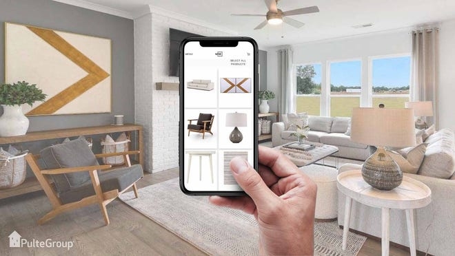 PulteGroup has launched the consumer-inspired MINE shopping experience, which allows homebuyers to easily shop nearly every piece of furnishing décor seen in numerous Pulte model homes.