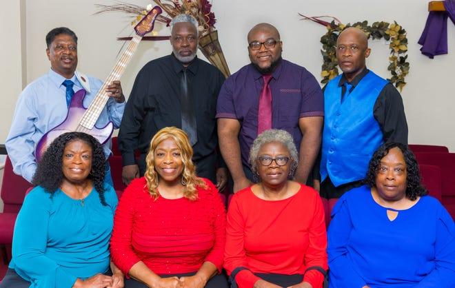 The Rainbow Singers receive the Dutchess County Executive's Arts Organization Award on Oct. 7, 2021.