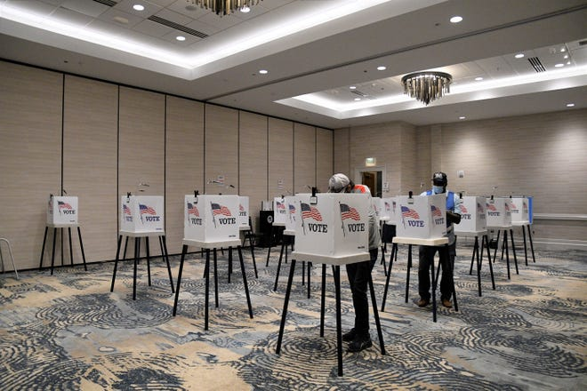 Ranked Choice Voting allows voters to rank candidates in order of preference, rather than selecting just one candidate. If a candidate receives more than half of the first choices, that candidate wins. However, if there is no majority winner after counting the first choices, the race is decided by an instant runoff.