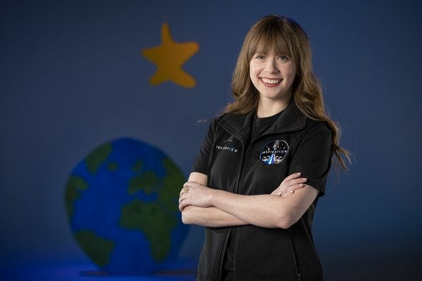 LSU Health Shreveport Physician Assistant Alum, Hayley Arceneaux,  Slated to be Youngest American to Visit Space as Part of Inspiration4 Launching on Sept. 15
