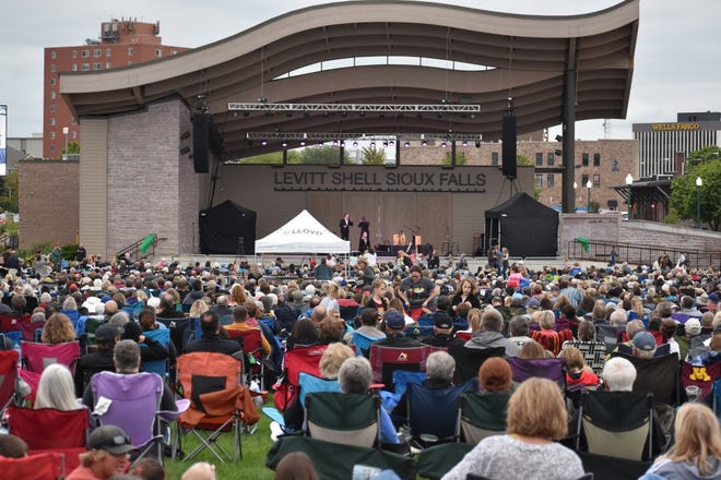 The Summer 2021 Levitt at the Falls season successfully put on 37 of its planned 40 shows despite weather, COVID-19.
