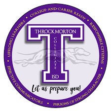 Throckmorton schools to close the rest of the week.