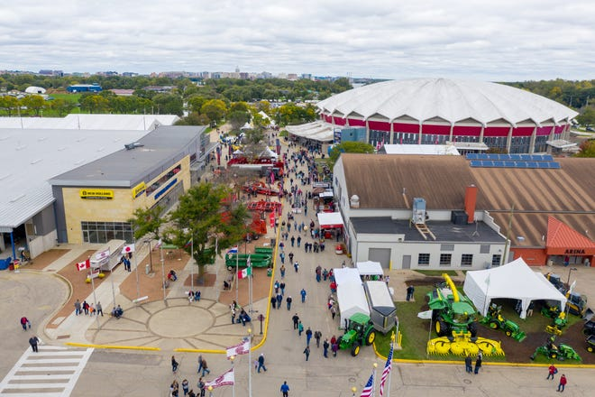 The dairy industry will return to Madison, Wis. for the 54th World Dairy Expo running from September 28 through October 2, 2021. Touted as the world's largest dairy-focused trade show, the five-day event will also feature dairy and forage seminars, a world-class dairy cattle show and more.