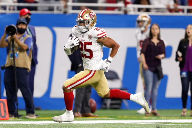Fantasy football waiver wire: Elijah Mitchell becomes 49ers' top back