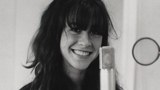 """Alanis Morissette was 20 when she recorded songs for """"Jagged Little Pill,"""" her hit album that's explored in the new HBO documentary """"Jagged."""""""