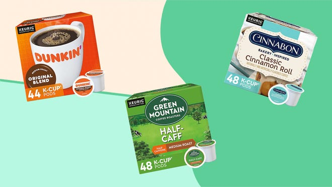 Save on K-Cups from your favorite brands when you buy 44- or 48-packs from Bed, Bath & Beyond.