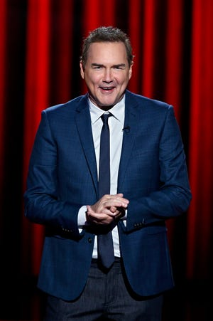 Comedian Norm Macdonald died Tuesday at age 61.