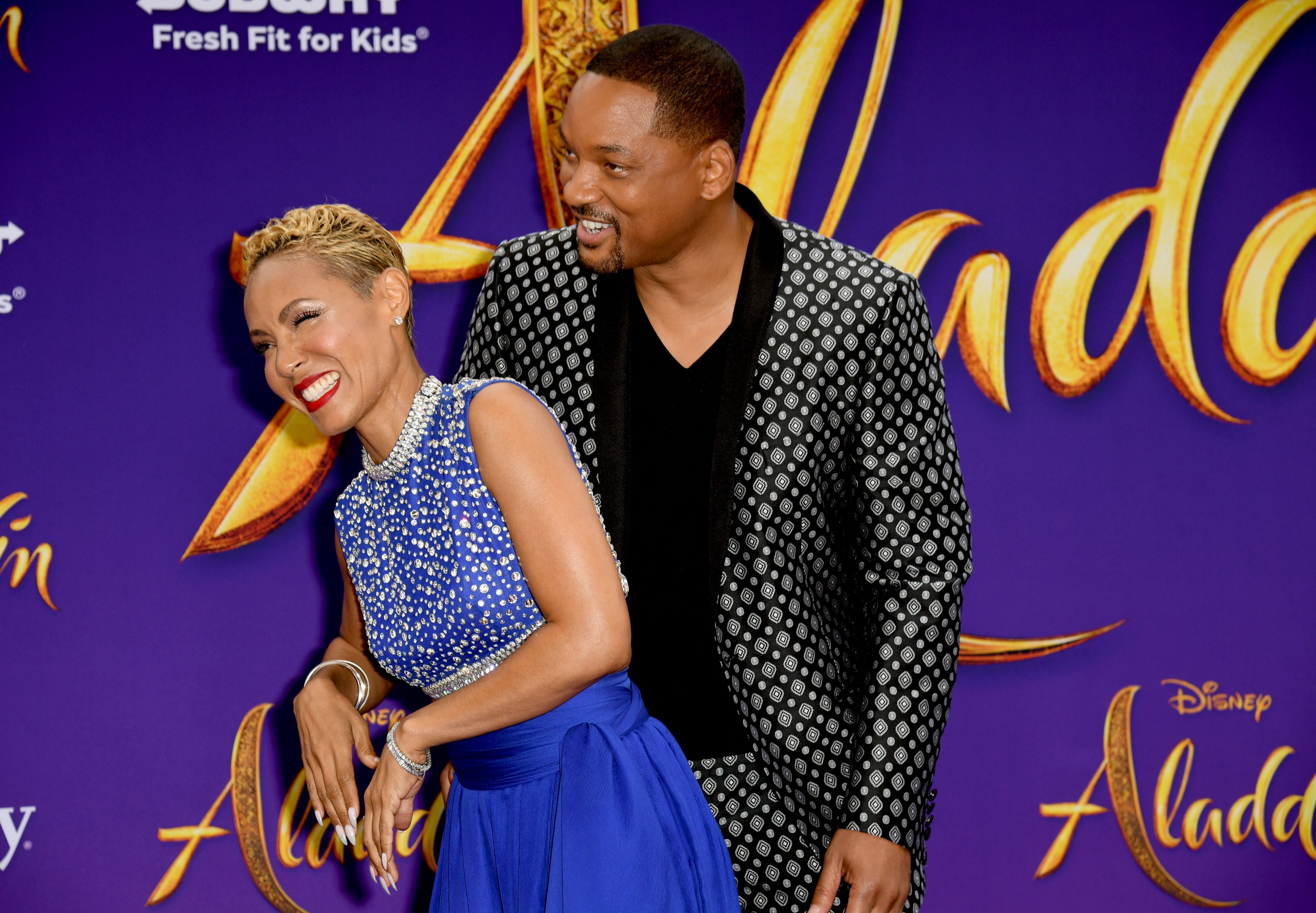 How do you put up with Will? : Jada Pinkett Smith looks back on marriage for 50th birthday