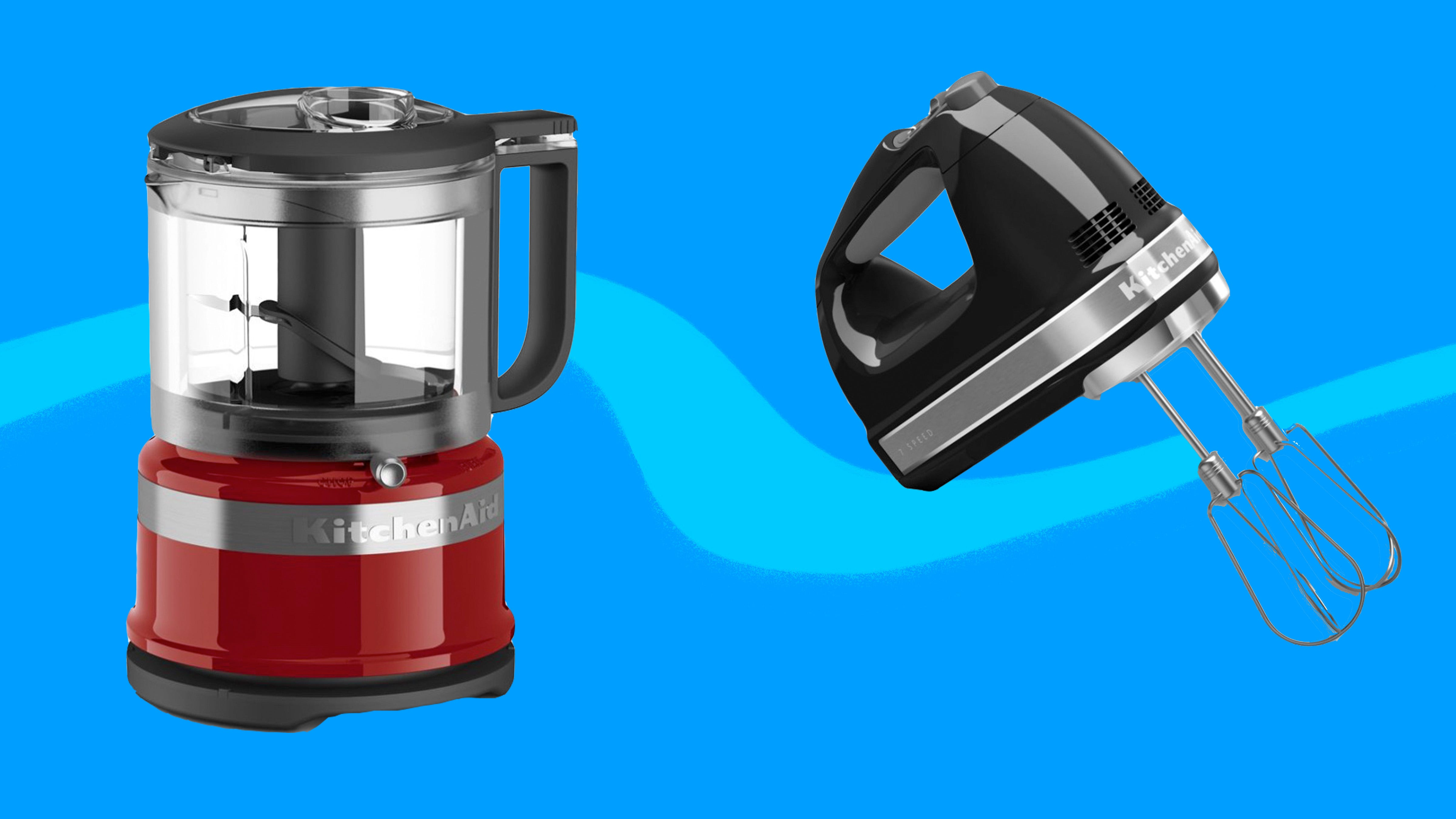 Save big on KitchenAid stand mixer attachments and much more right now