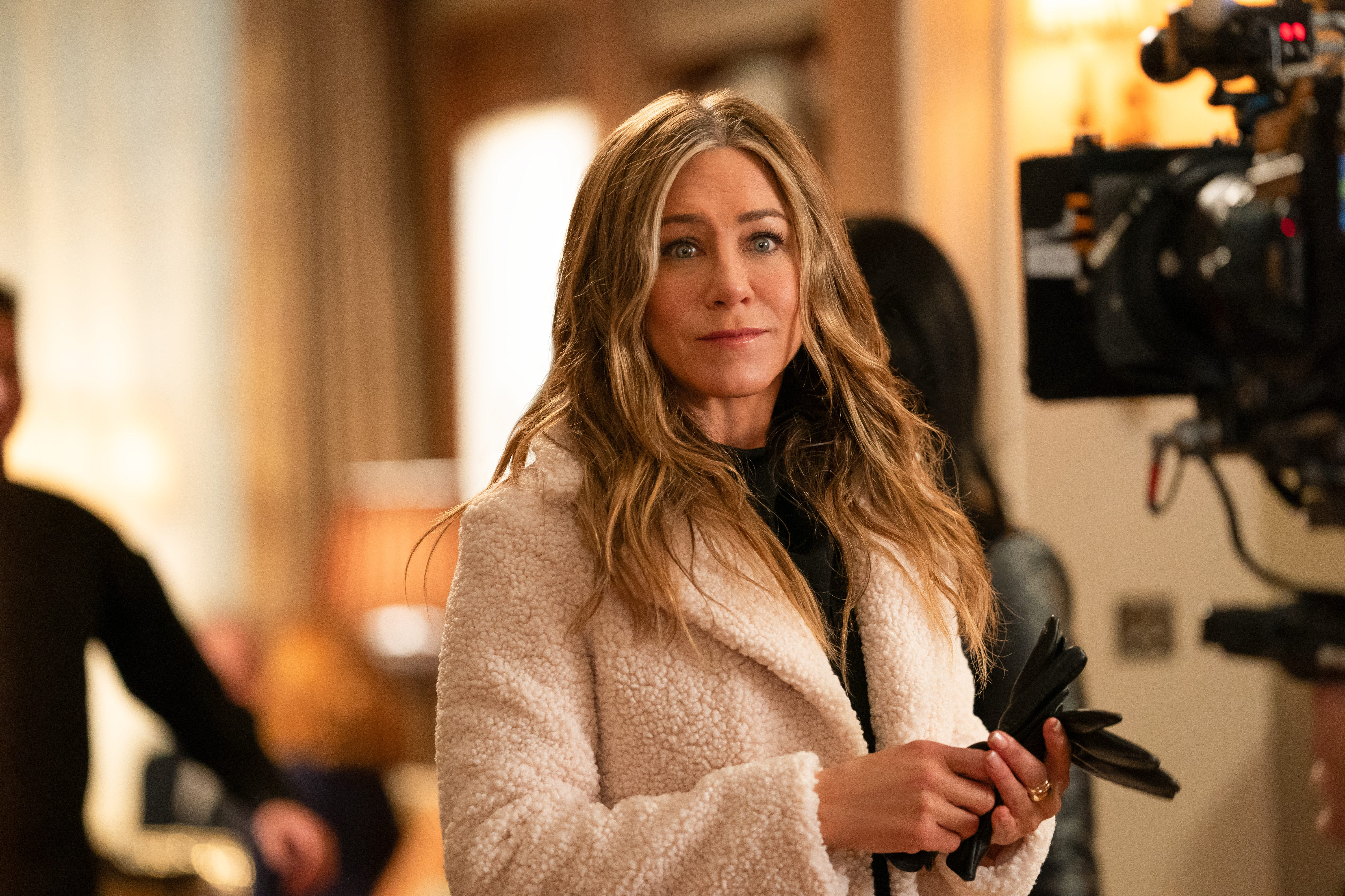 The Morning Show  Season 2: Jennifer Aniston says Alex is trying to  survive at any cost