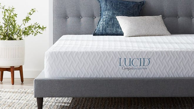 Shop thousands of price cuts at the Overstock fall home sale, including this customer-favorite mattress.