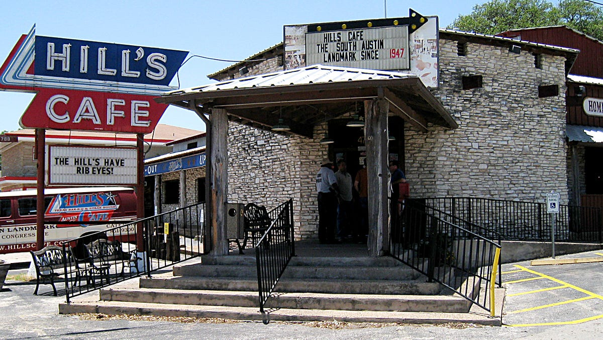 $180 million project envisioned for Hill's Cafe site in South Austin