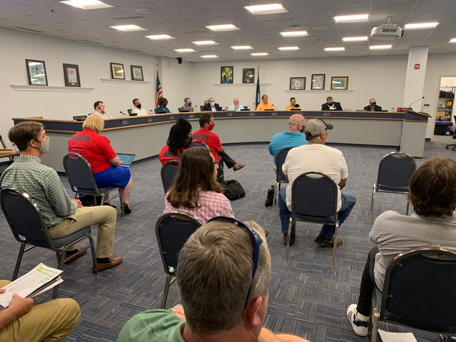 COVID-19 cases continue to decline in Aiken, Columbia and Richmond county schools. School systems have met frequently to discuss mitigation strategies to lowering the COVID numbers and continue in-person learning.