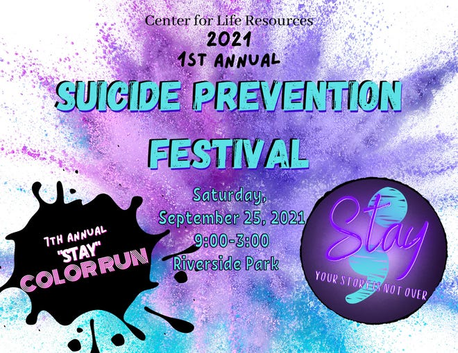 Suicide prevention festival