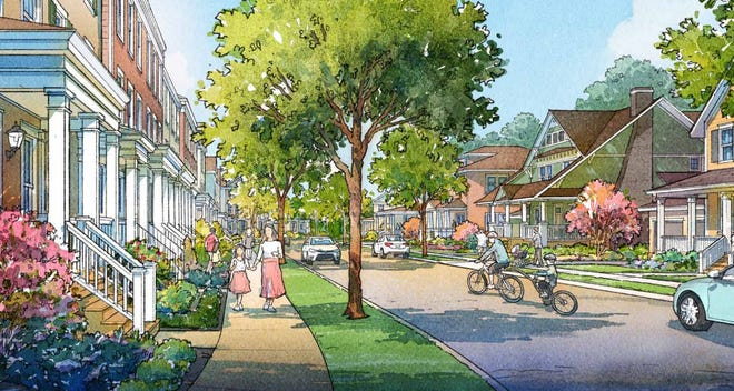 The United Methodist Children's Home site in Worthington would include a mix of residences under a plan by Lifestyle Communities.