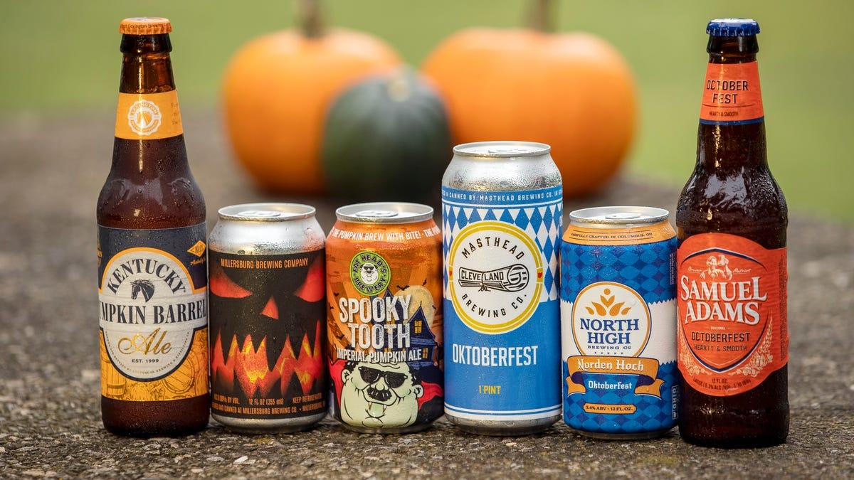 Brews of the season: Pumpkin ales, Oktoberfest beers highlights of fall