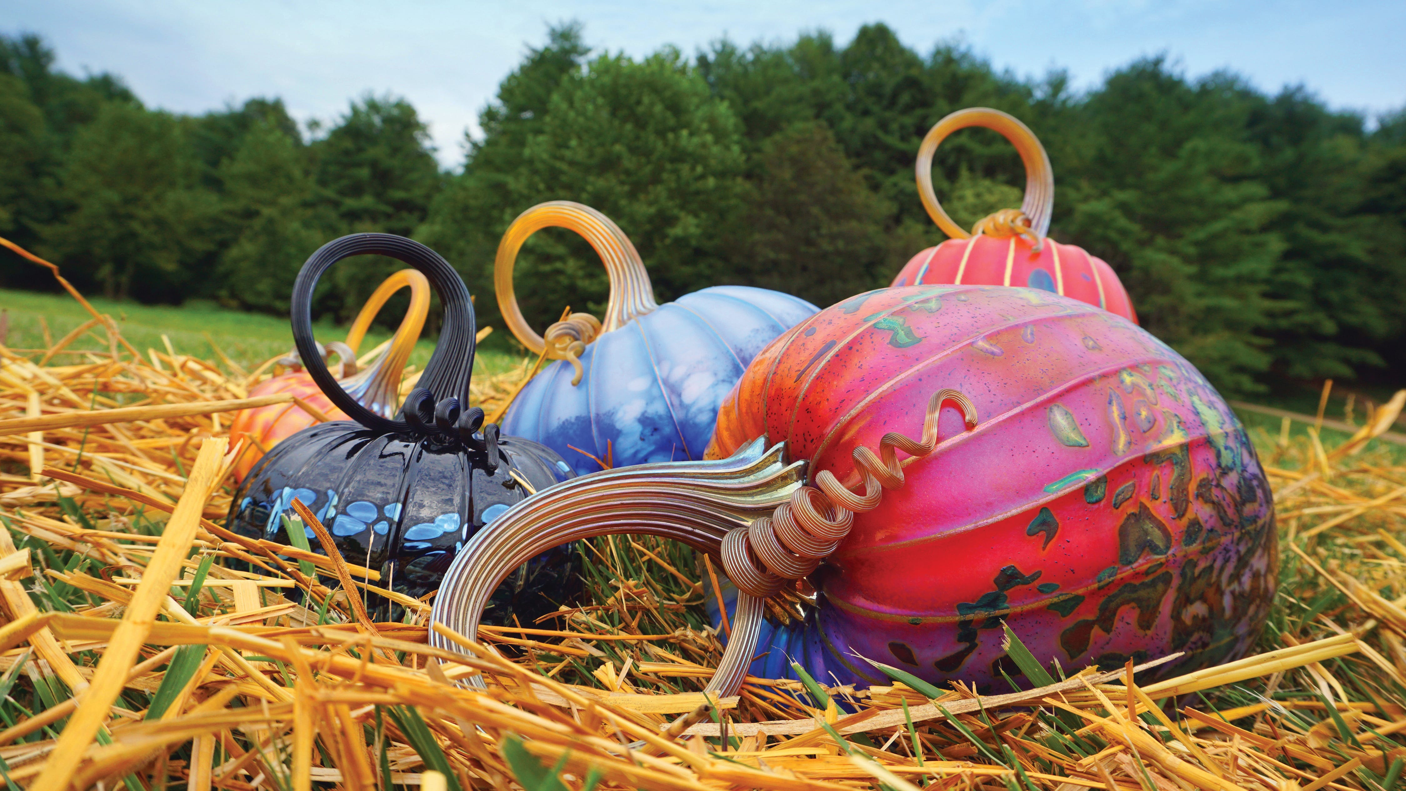 Festival to feature more than 2,000 hand-blown glass pumpkins