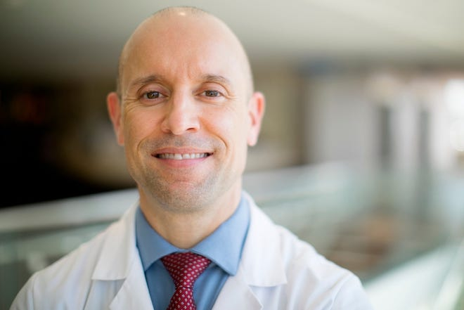 Dr. Joseph Gastaldo,medical director of infectious diseases for OhioHealth
