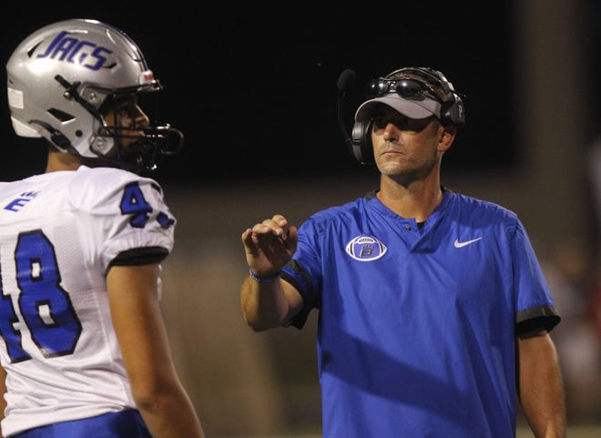 Hilliard Bradley coach Mike LoParo is preparing his team for a difficult test Sept. 17 at Pickerington Central.