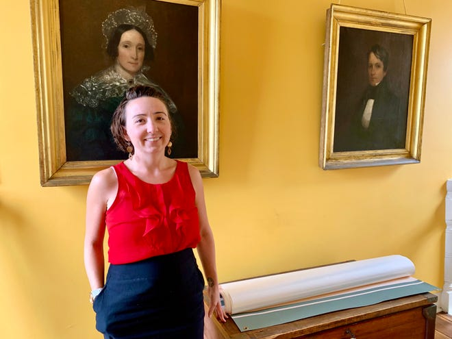 Tennessee native Rachel Helvering was recently hired as the new director of the President James K. Polk Home & Museum. Helvering has spent the last eight years serving as community engagement manager at the Tennessee State Museum.