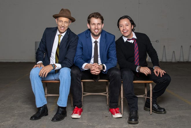 """Actors Jon Gries, Jon Heder and Efren Ramirez will be at the IU Auditorium Thursday for a """"Napoleon Dynamite"""" screening, followed by a lively discussion between cast and attendees."""